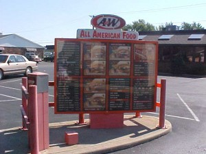 Healthcare Law Requires Fast Food Calorie Listing
