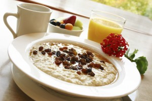 A Healthy Breakfast for a Medical Assistant