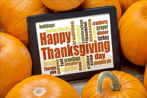 Image result for happy thanksgiving technology