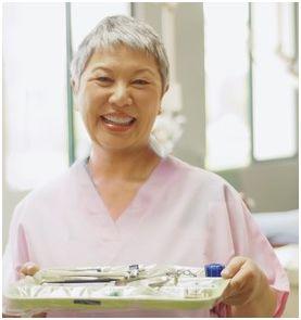older nursing assistant