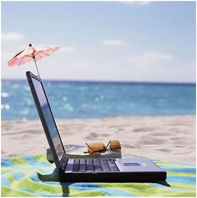 medical billing classes online from the beach