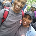 NY AIDS walk 2015 Institution for hope