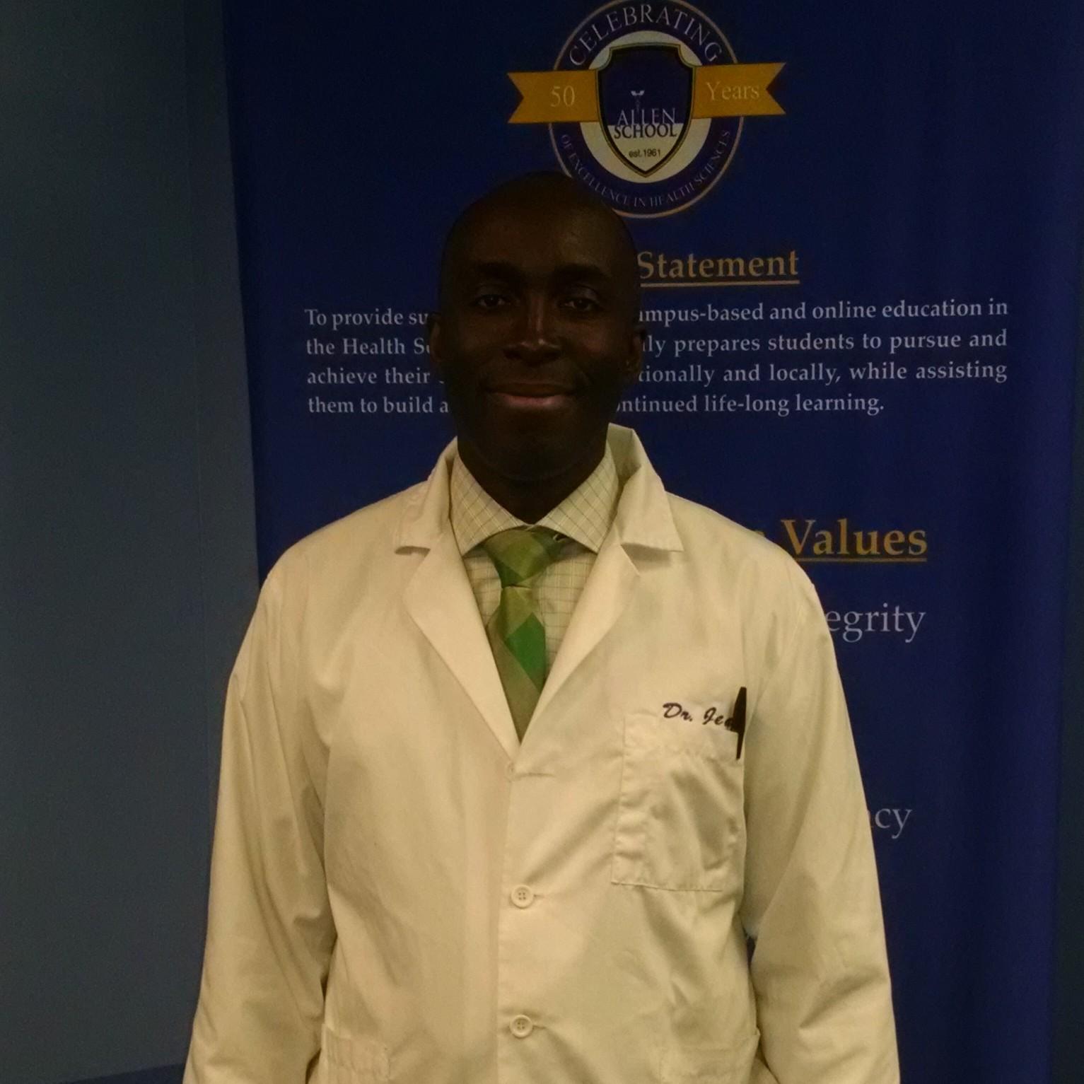 Jean Desrosiers Medical Assistant Instructor