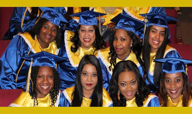 Allen School Graduation
