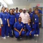 Medical Assistant Students