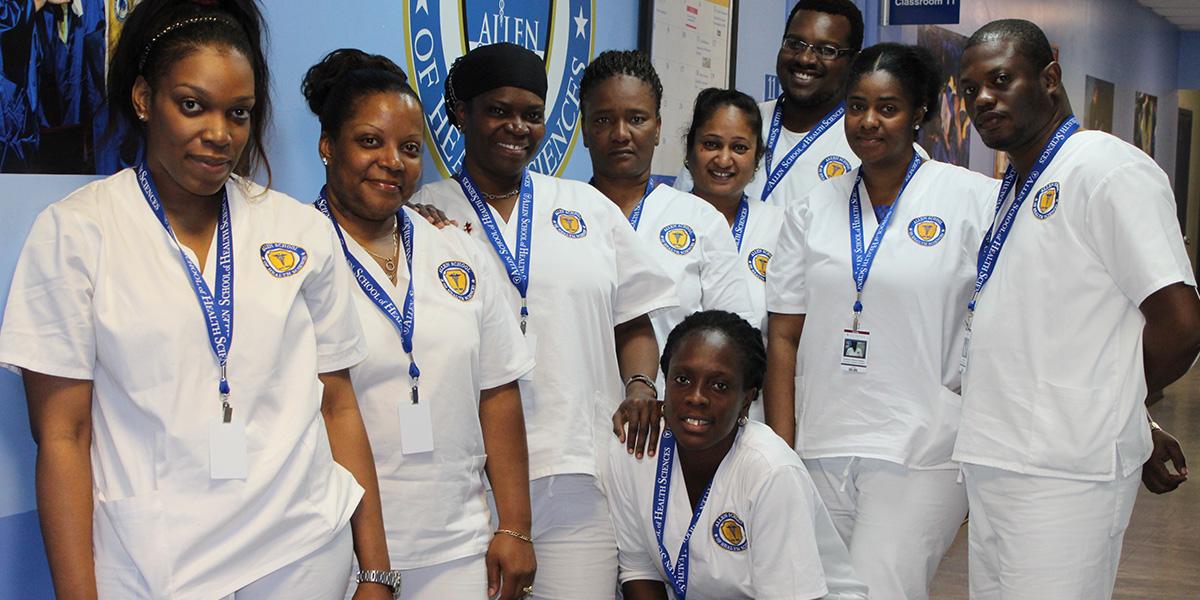 Nursing Assistant Training Program In Ny Az The Allen School