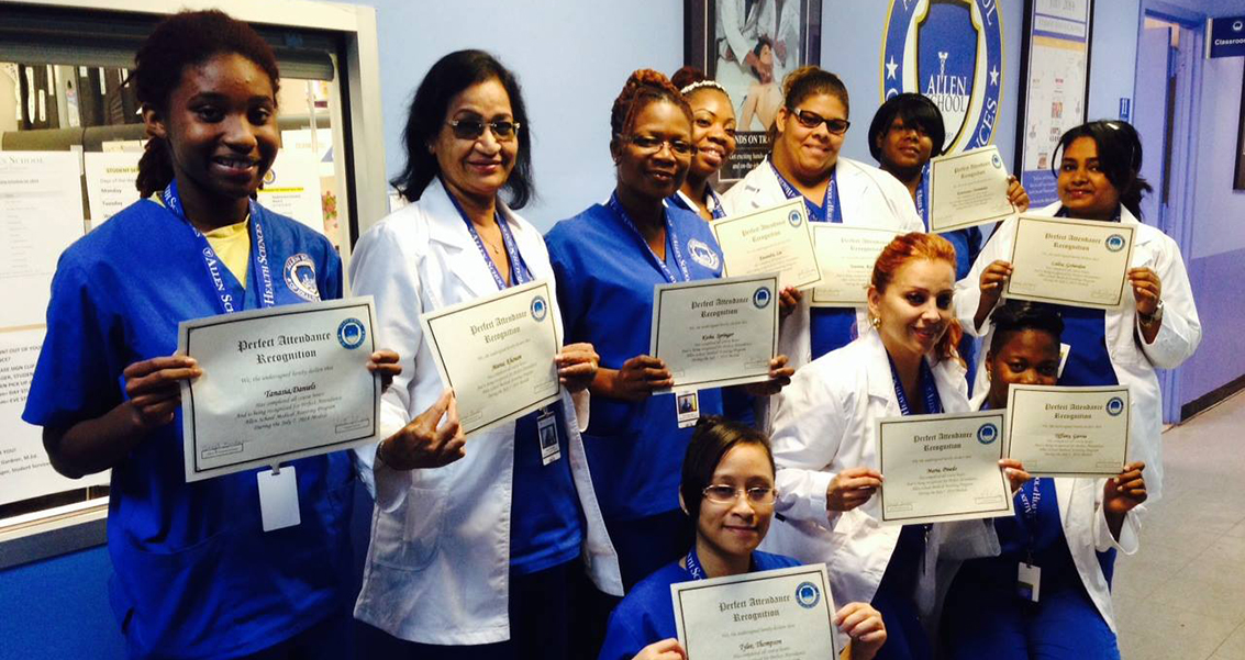 Medical Nurse Assisting Training Programs Ny Az The Allen School