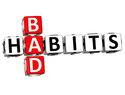 bad habits for nursing assistant training students to avoid