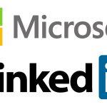 microsoft-linkedin logos