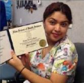 Noemi Phoenix Medical Assistant Student