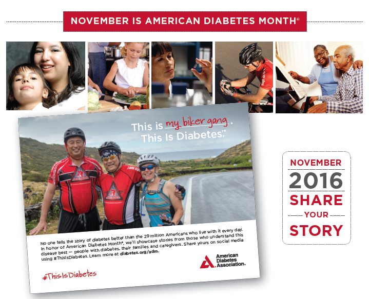 Diabetes month blog post