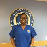 Medical Assistant Graduate Carla Joseph