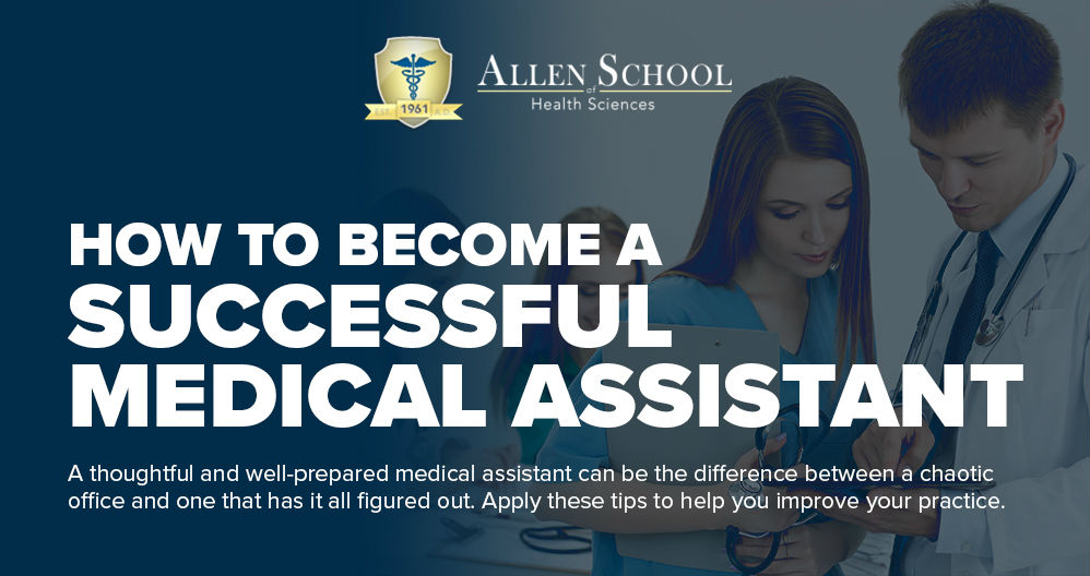 successful medical assistant