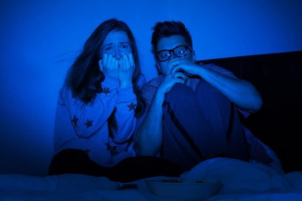 Horror movie blog