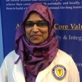 Faculty Bio Mahin Sultana
